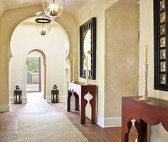 Palm Canyon Retreat Hall