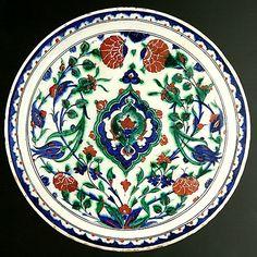 Djerba Explore le musée Lalla Hadria en Tunisie- les arts tunisiens: La céramique Mouradite et Husseinide