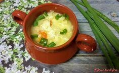 """Květáková polévka bez lepku: """"Tuto rychlou a dobrou polévku si snadno oblíbíte. Není náročná na přípravu a navíc je lehce stravitelná."""" Mashed Potatoes, Meat, Chicken, Ethnic Recipes, Food, Whipped Potatoes, Smash Potatoes, Essen, Meals"""