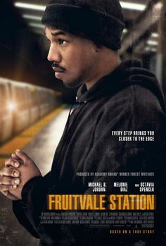 """""""Fruitvale Station"""" The film is based on the true story of Oscar Grant III, a Bay Area resident. This excellent movie shows the hours of his life leading up to an event on New Year's Eve. Hd Movies, Movies To Watch, Movies Online, Movies And Tv Shows, Movies Free, Movies Point, 2017 Movies, Fiction Movies, See Movie"""
