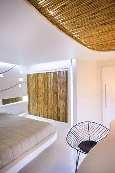Futuristic room in  Andronikos in Mykonos, Greece