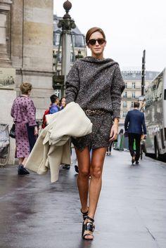 Gala Gonzalez : styling