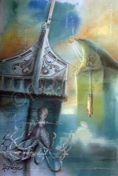 A la Jules Verne
