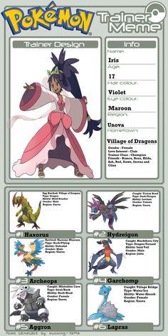 Lance Pokemon, Pokemon Iris, Pokemon Dex, Pokemon Names, Pokemon Sketch, Type Pokemon, Pokemon Comics, Digimon Cosplay, Ash And Dawn