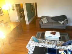 $259/night Our place is a bright, spacious, 2-bedroom on a perfect block of Beacon Street. It is right across the street from the St. Mary's T stop, Whole Foods, a few restaurants; next to a great coffee shop and tapas restaurant. Right by Fenway Park!  The ...