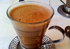 Hot Chocolate and churros at Oyamel
