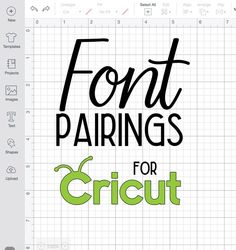 Circuit Projects Discover 10 Perfect Font Pairings For Cricut Projects - Organized-ish by Lela Burris These ten Cricut font pairings are perfect for almost any project. From fun and whimsical to modern and classy these 10 duos cover them all. Cricut Air 2, Cricut Vinyl, Fonts For Cricut, Cricut Help, Vinyl Decals, Cricut Explore Projects, Cricut Explore Air, Cricut Project Ideas, Proyectos Cricut Explore
