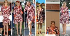 Dutch Royalty, Three Daughters, Queen Maxima, Rey, Kimono Top, Classy, Gowns, Royals, Charlotte Casiraghi