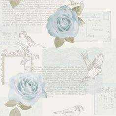 Floral 39 S Birds Art Pattern Texture Pinterest