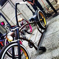 Bike cruiser pvrcustoms