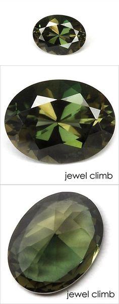 Kornerupine 168167: [Japan Quality] Kornerupine 3.54Ct Loose Gemstone -> BUY IT NOW ONLY: $280 on eBay!
