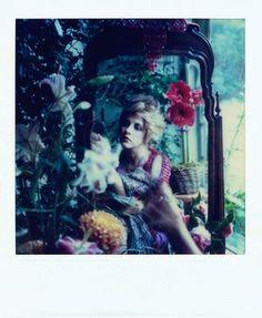 Stevie Nicks self-portrait