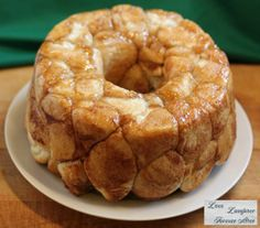 Monkey Bread Recipe with Cream Cheese only has 4 WW points per serving