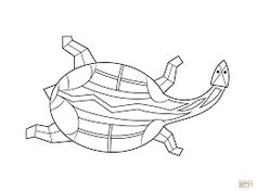 The 71 best art aboriginal images on pinterest aboriginal art aboriginal painting of turtle coloring page from aboriginal art category select from 30582 printable crafts of cartoons nature animals bible and many maxwellsz