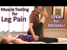 Advanced Massage, Pelvic Muscles Testing, Massage Therapy Techniques Body Work Masters - YouTube