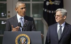 The battle to confirm President Obama's Supreme Court nominee has been shaping up as a grassroots brawl. In the weeks between the death of Justice Antonin Scalia and President Obama's announcement Wednesday that he will nominate Judge Merrick B.