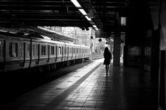 Tachikawa Station, Tokyo, Japan