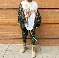 Modern Street Soldier