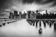 NYC from Brooklyn ~ Getting it Right in Camera - Rick Berk Photography