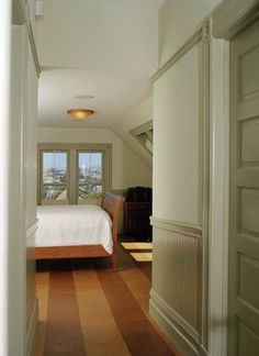 CORK FLOORS ~  Victorian Remodel - traditional - bedroom - san francisco - Podesta Construction