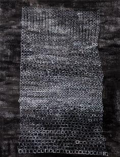 "Saatchi Art Artist Jean Alexander Frater; Painting, ""Monument 1 SOLD"" #art"