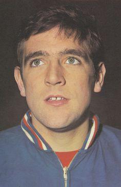 1st June 1968. Leeds United half back Norman Hunter an unused substitute against West Germany in Hanover.