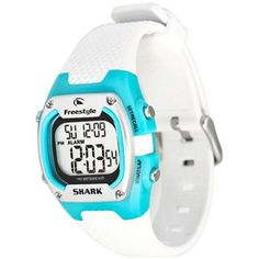 Womens Freestyle Watches Thresher Mid Watch White/Turquoise One Size $38.46