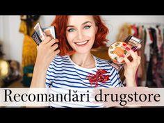 Produse de machiaj la preturi accesibile | Recomandarile mele drugstore 2020 - YouTube Flask, Makeup, Youtube, Make Up, Beauty Makeup, Youtubers, Bronzer Makeup, Youtube Movies