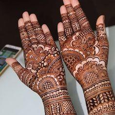 Latest Bridal Mehndi Designs, Wedding Mehndi Designs, Dulhan Mehndi Designs, Mehendi, Round Mehndi Design, Modern Mehndi Designs, Mehndi Designs For Hands, Mehandhi Designs, Hand Designs