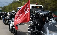 A record number of participants from European countries will join Russia's Night Wolves motorcycle club as they ride from Moscow to Berlin to honor of the 71st anniversary of victory over Nazi Germany in World War II, Night Wolves member Andrew Bobrovsky told Sputnik.