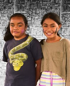 Edith Amituanai, Young girls from the Riserra Drive Neighbours' Street Party, from Ranui 135 John Miller, Portrait, Gallery, Model, Random Pictures, Photography, Image, Aesthetics, Study