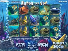 #Under_the_Sea slot machine is online at the site.