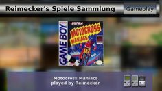 Gameplay : Motocross Maniacs [Gameboy]