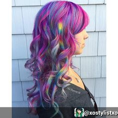 By @xostylistxo Light Bright 💗🌟 •••••••••••••••••••••••••••••••••••••••• #authentichairarmy #anthonythebarber916
