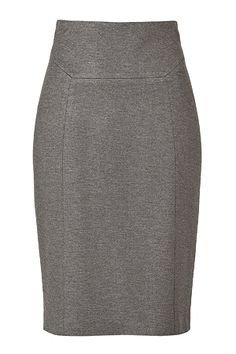 STYLEBOP.com | Medium Grey Ramika Skirt by HUGO | the latest trends from the capitals of the world Model Rok, Office Skirt, Apostolic Fashion, Work Skirts, Type Of Pants, Fashion Sewing, Dress Codes, Fashion Outfits, Fashion Tips