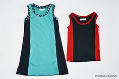 Everyday Tank Top di Serger Pepper + giveaway - Cucicucicoo