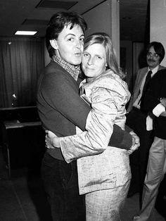 Paul & Linda.    1970's?