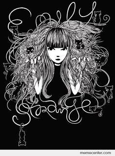 Emily Strange art