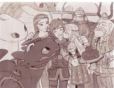 475 Best HTTYD images in 2019