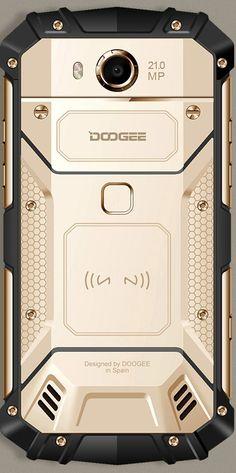 Doogee S60: detalii tehnice, poze, pret; 6GB RAM, carcasă super-durabilă phone