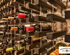 Contemporary Wine Cellar, Contemporary Wine Cellar, Boston