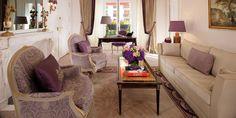 Deluxe Suite at Hôtel Plaza Athénée