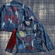 Zeylan vol.1 denim jacket / available size s m l