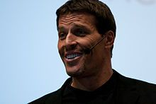 Tony Robbins is the grand daddy of them all.  He was the one who made platform speaking what it is today.