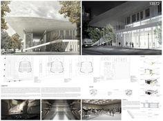 올 상반기 진행된 AC-CA 국제 건축 공모전 결과가 나왔다. 아마 8월호나 9월호 컨셉지에 기재될 것으로...