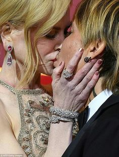 Get a room! Nicole Kidman, 49, and Keith Urban, 49, continue their VERY public displays of affection, as the couple simply can't keep their hands to themselves