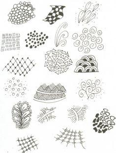 zentangles,doodle