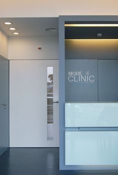 Dental clinic, Portugal, by David Cardoso with Joana Marques: