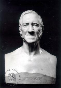 Boeckh, August (1785-1867), bust by Reinhold Begas, 1871 (Berlin)