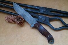 Böhler K720 - O2 Steel with wenge handle... Full Length: 27,5cm